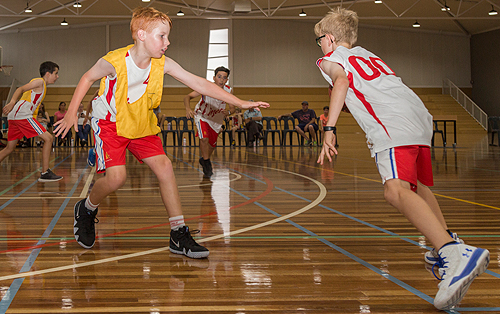 Mordy Flyers Basketball – Mordialloc Community Centre