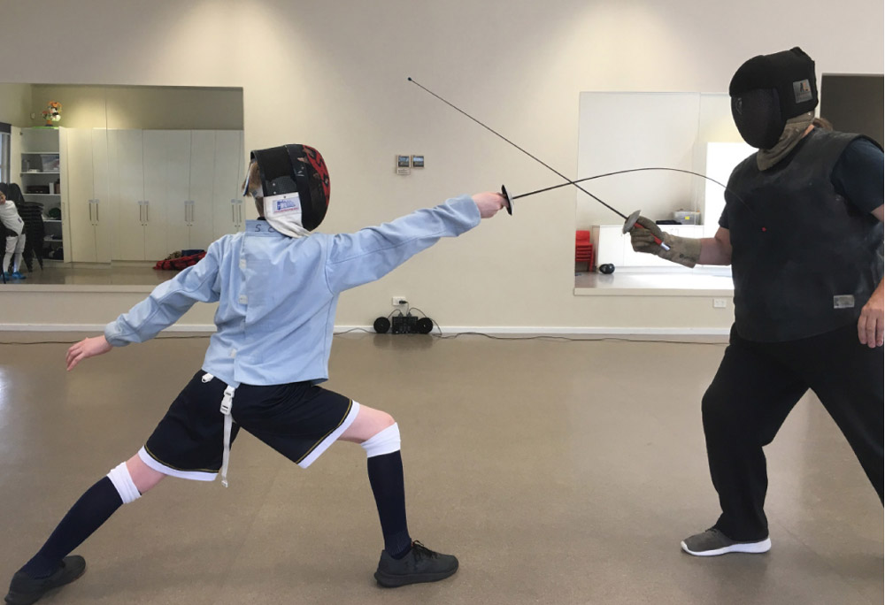 Karate & Fencing – Mordialloc Community Centre